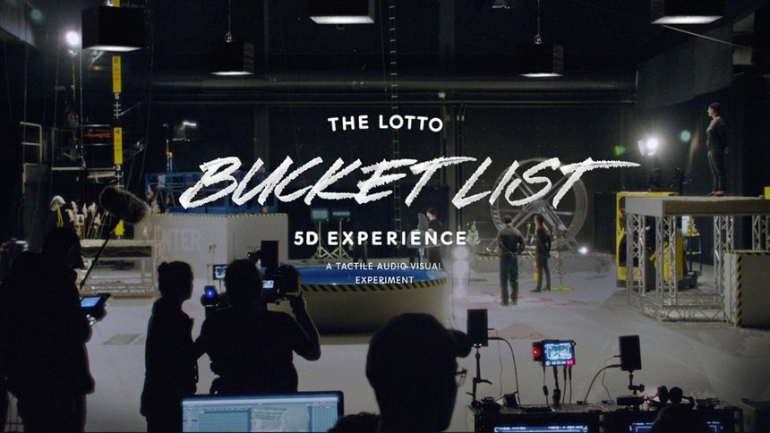 Lotto Bucketlist