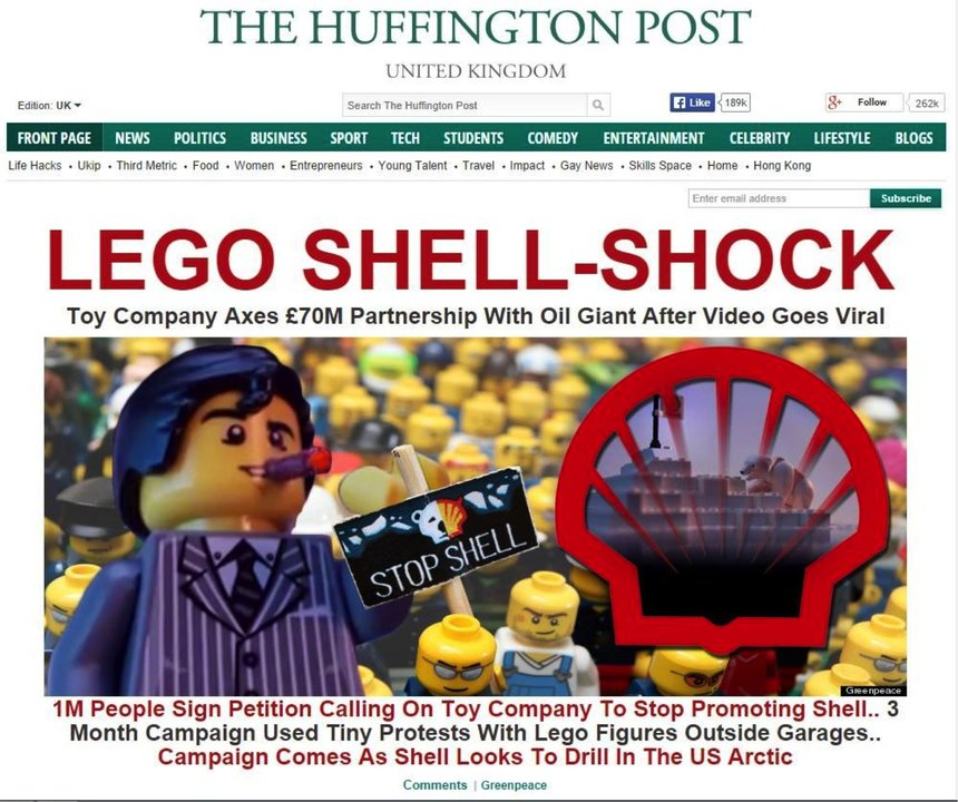 Lego: Everything Is Not Awesome