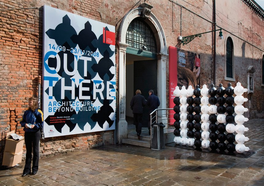Out There: Architecture Beyond Building