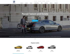 Volkswagen Connected Customer Journey
