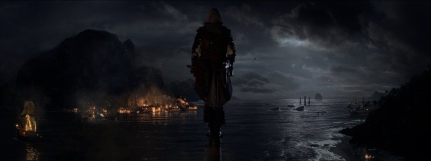 Assassin's Creed Black Flag IV – Defy Trailer