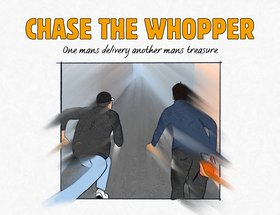 Chase the Whopper