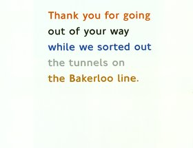 Making London Simple - Bakerloo Line