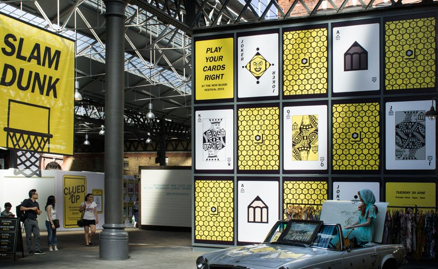 D&AD New Blood Festival 2015
