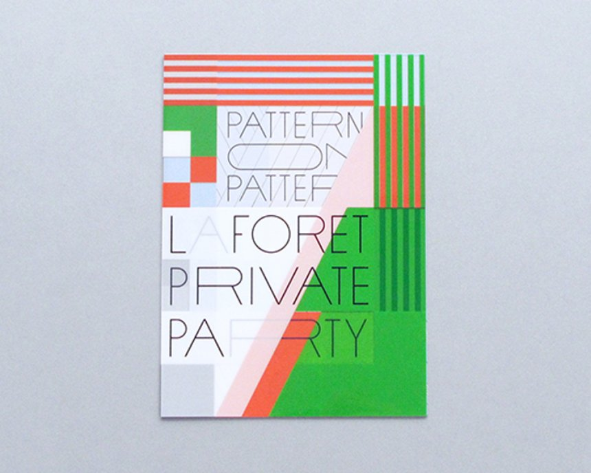 Laforet Private Party 2013 A/W