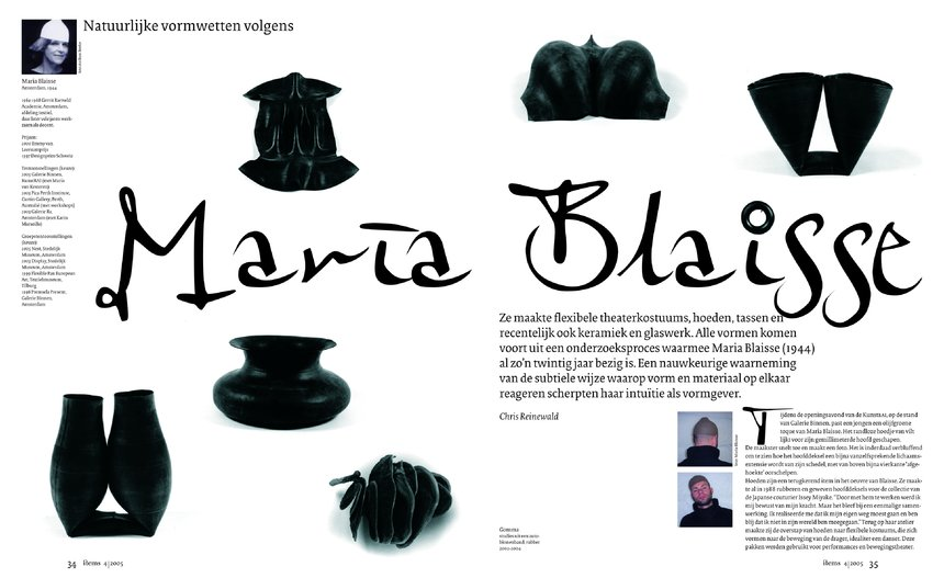 Items - Magazine for Design and Imagination