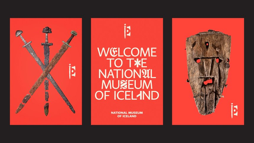 National Museum of Iceland – Brand Identity