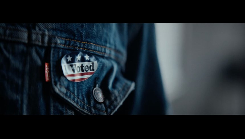 Levi's Use Your Vote