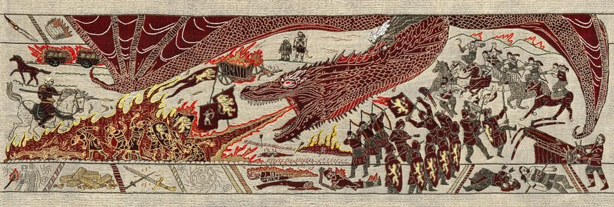 "Game of Thrones ""Tapestry"""