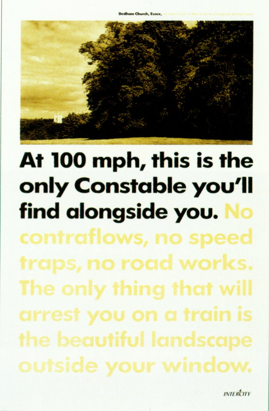 Intercity - 100mph/English Landscape/Some Yorkshire