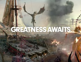 The Launch of Greatness Awaits