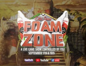 Old Spice – Foam Zone