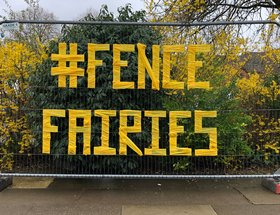 Fence Fairies