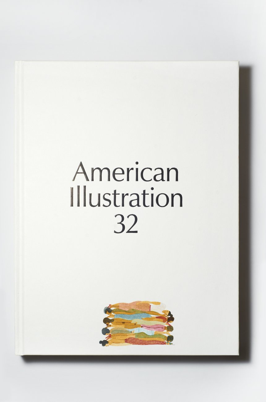 American Illustration 32 LIVE Cover Project