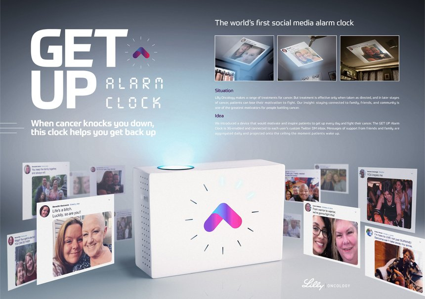 Get Up Alarm Clock