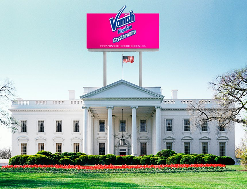 Sponsor the White House