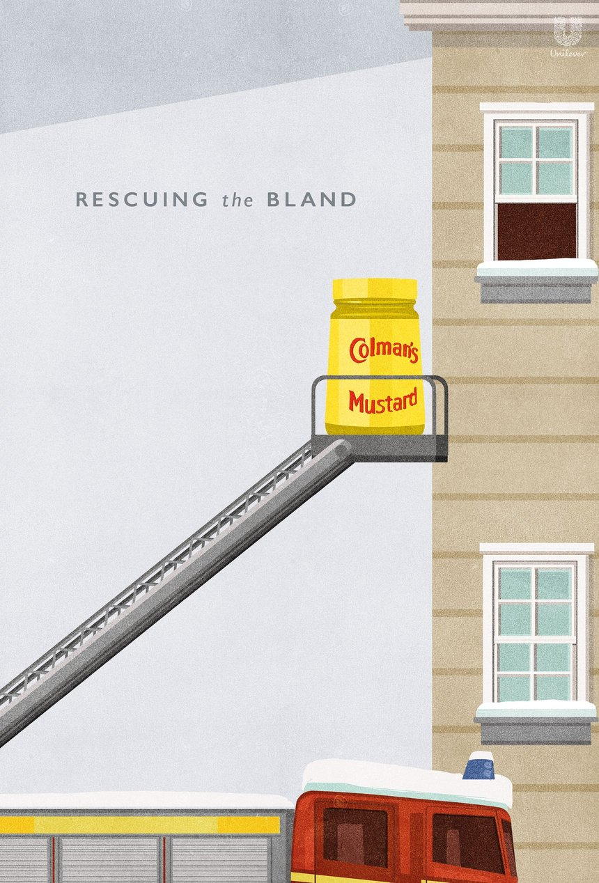 Rescuing the Bland