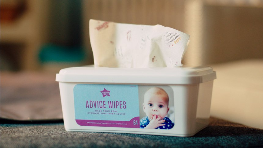 Advice Wipes