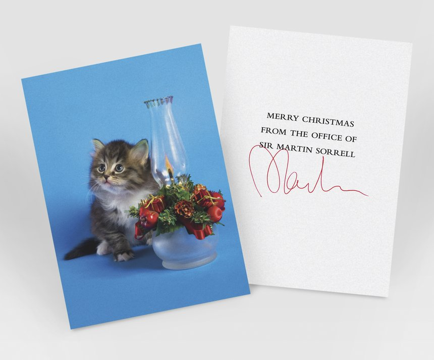 The Instant Kudos Xmas Card