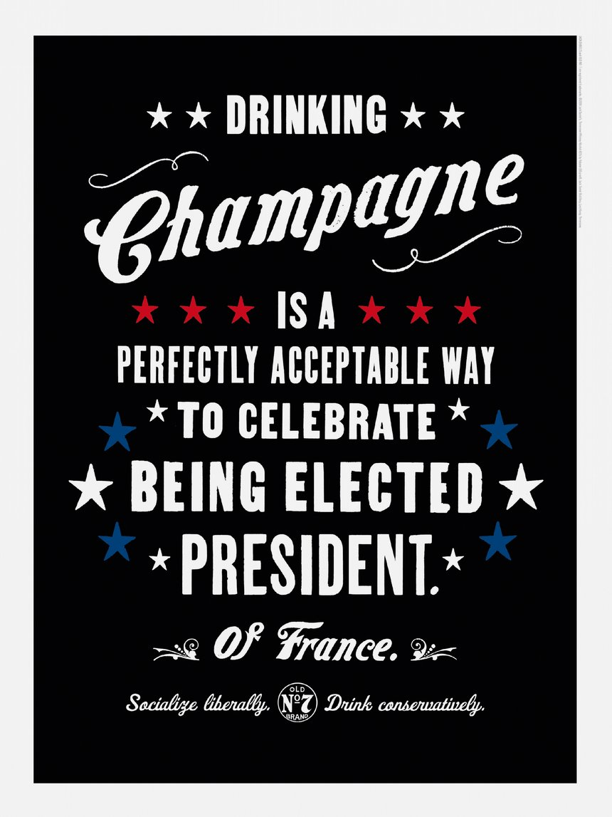 Benevolent Dictatorships / Common Ground / Champagne / Jack Supports all Parties / The Other Kind of Socialist