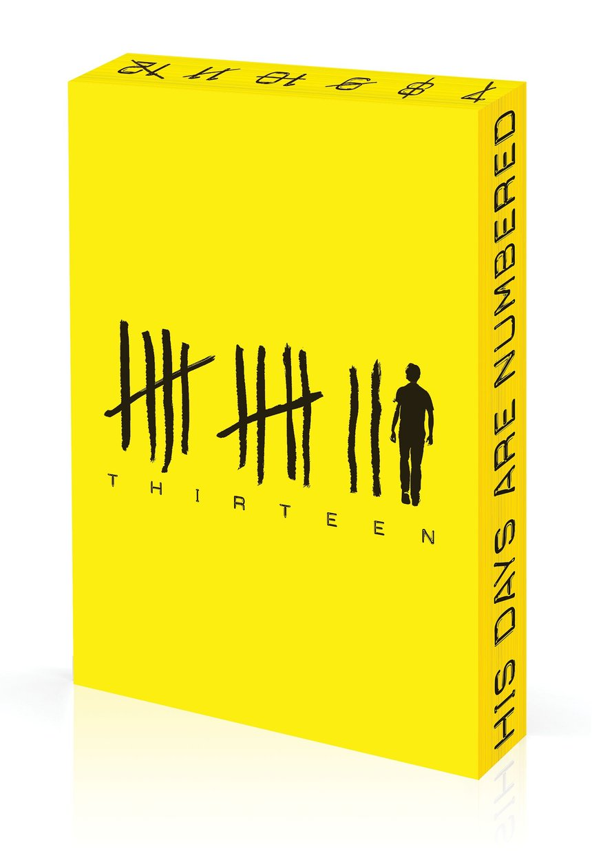 Thirteen Tom Hoyle Ten Examples of Novel Book Design | D&AD
