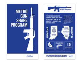 The Metro Gun Share Project