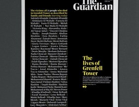 The Guardian – Grenfell Front