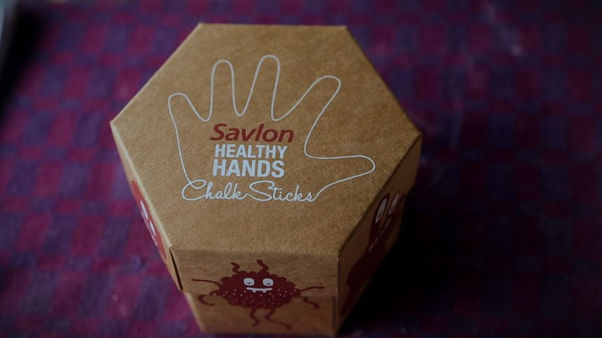 Savlon Healthy Hands Chalk Sticks