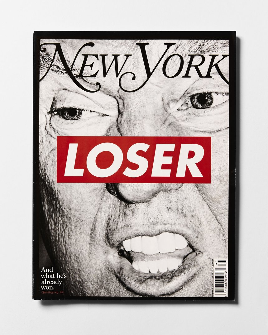 Issue 22(16): Trump