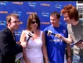 YORKIE sponsorship of Soccer AM