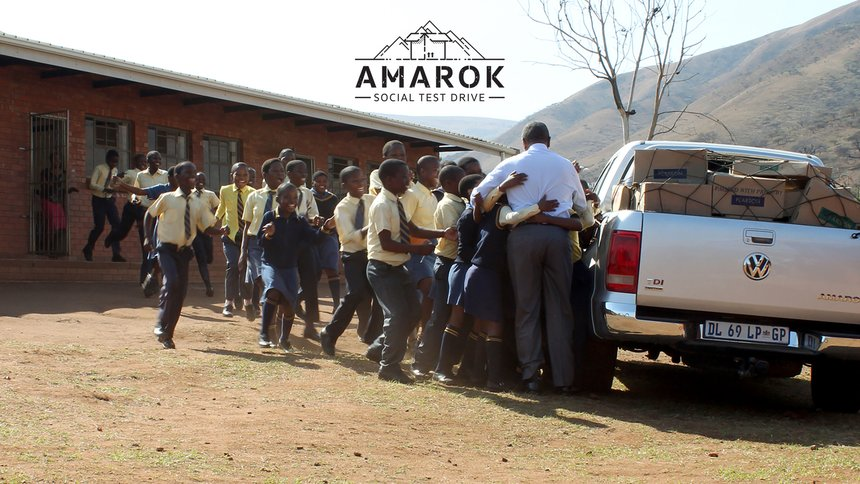 Amarok Test Drives For Good