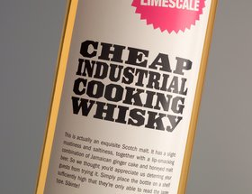Scotch Malt Whisky Society Label