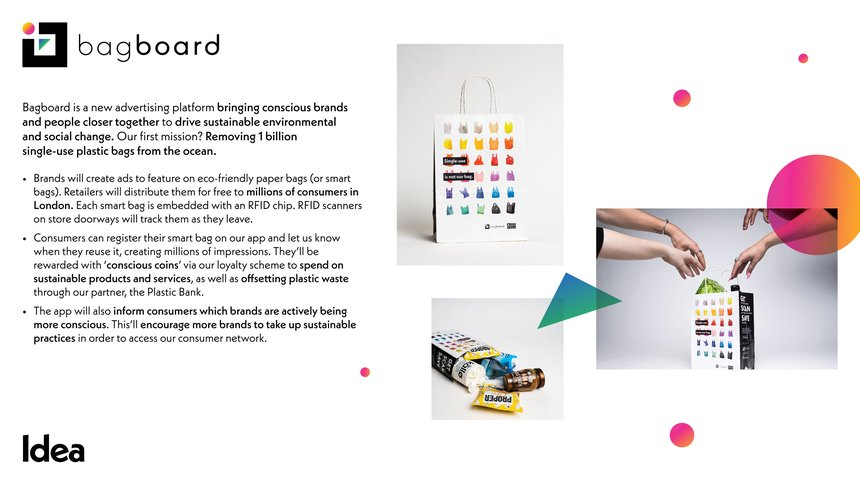 Bagboard - Uniting Brands, People and the Planet.