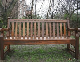 Still Here Bench