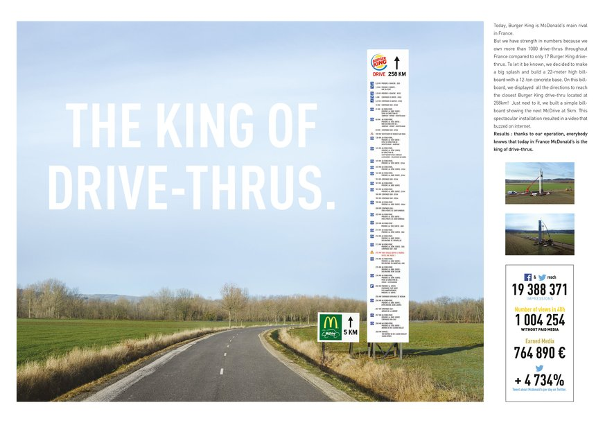 The King of Drive-Thrus