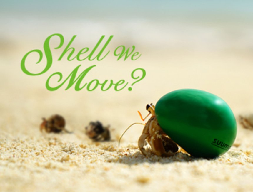 Shell We Move?
