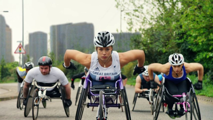 Paralympics  'We're The Superhumans'