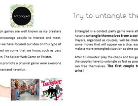 Entangled Party Game