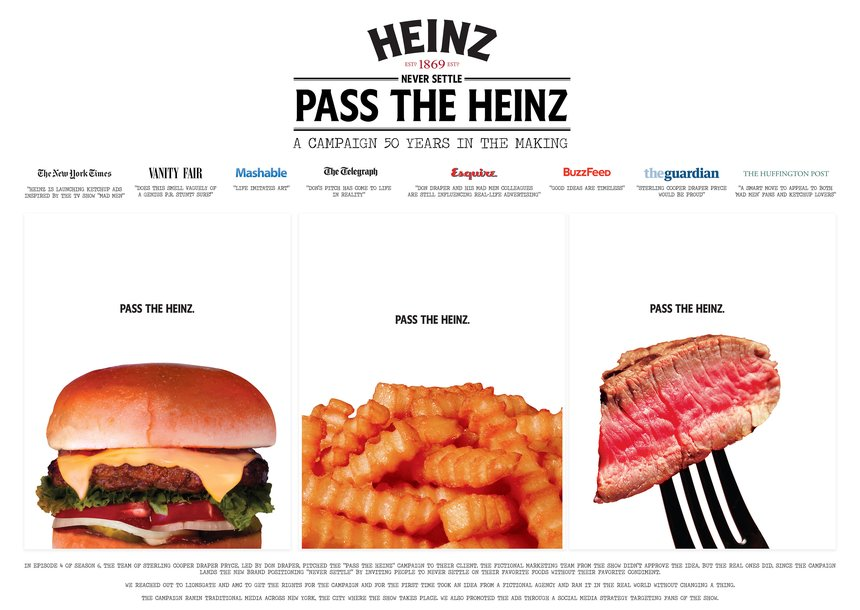 Pass The Heinz