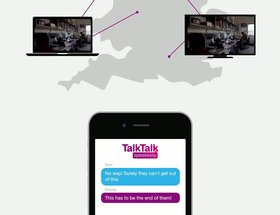 TalkTalk Speakeasy
