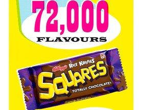 72,000 Flavours