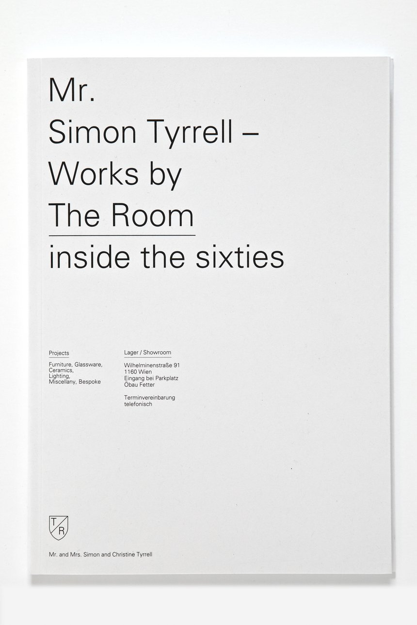 Mr. Simon Tyrrell - Works by The Room Inside the Sixties