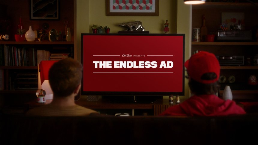 Old Spice - The Endless Ad
