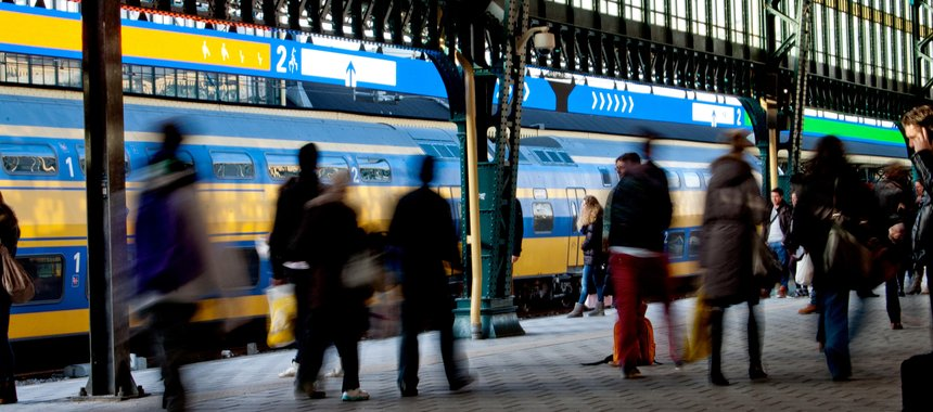 NS/ProRail – Improving Safety and Comfort on Train Platforms