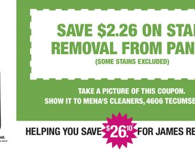 James Ready Fall & Coupon Billboard Campaign