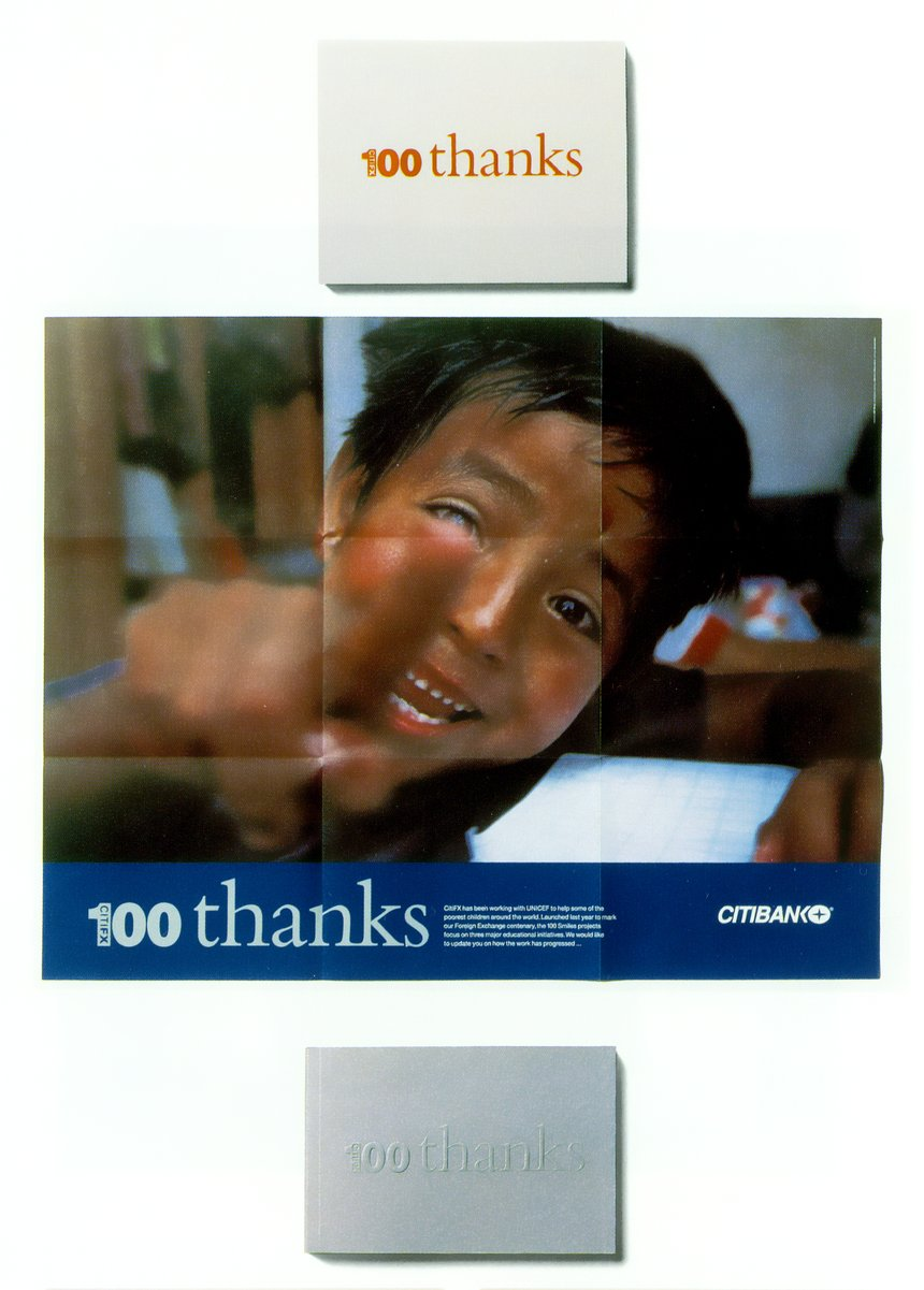 CitiFX100 Thanks