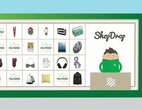 ShopDrop - The Package-less Delivery Service
