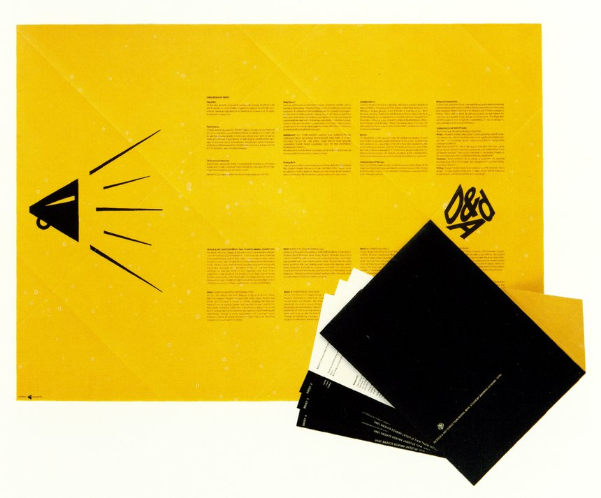 D&AD Call For Entry