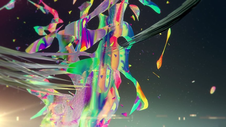 The Color Eater | Adobe Creative Cloud's Philosophy Video