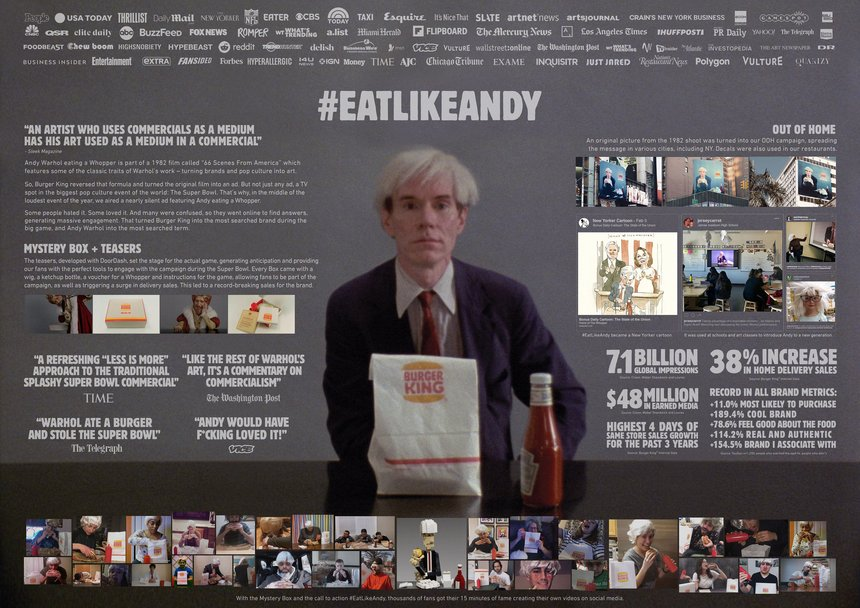 Eat Like Andy